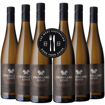 2019 Isolation Ridge Vineyard Riesling 6 Pack
